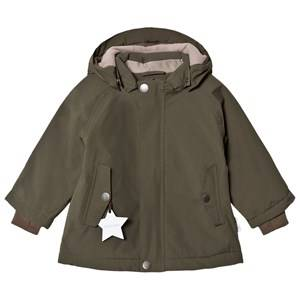 Mini A Ture Unisex Coats and jackets Green Wally MK Jacket Grape Leaf