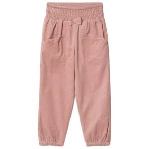 Hust&Claire; Girls Bottoms Pink Pants Dusty Rose