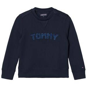 Tommy Hilfiger Boys Jumpers and knitwear Navy Navy Branded Sweatshirt