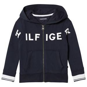 Tommy Hilfiger Boys Jumpers and knitwear Navy Navy Branded Hoodie