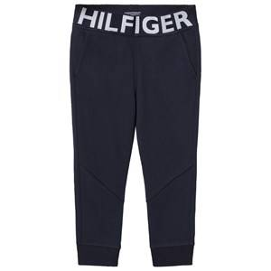 Tommy Hilfiger Boys Bottoms Navy Navy Branded Waistband Sweatpants