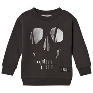 Molo Boys Jumpers and knitwear Black Modi Sweatshirt Pirate Black