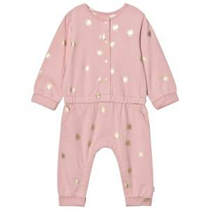 The Little Tailor Girls All in ones Pink Pink Baby One-Piece
