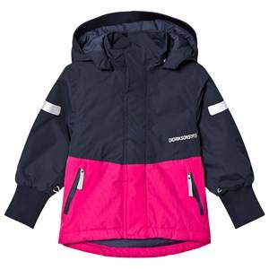 Didriksons Girls Coats and jackets Pink Härje Kids Jacket Fuchsia