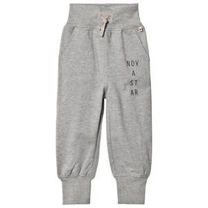 Nova Star Unisex Bottoms Grey Cosy Trousers Grey Melange