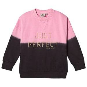 Nova Star Unisex Jumpers and knitwear Grey Long Sweater Pink Perfect