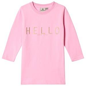Nova Star Unisex Dresses Pink Dress Hello Pink
