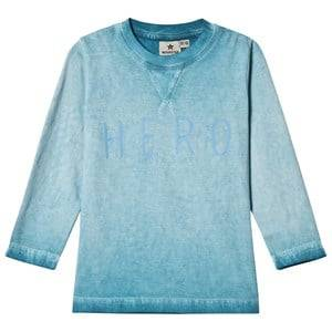 Nova Star Unisex Tops Green T Long Sleeve Hero Jade