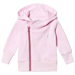 Gugguu Unisex Jumpers and knitwear Pink College Hoodie Fragrant Lilac/Heather Rose