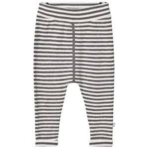 The Little Tailor Boys Bottoms Grey Grey Cashmere Mix Knitted Pants