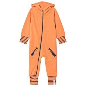 Geggamoja Unisex All in ones Orange College Onesie Orange