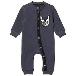 Petit by Sofie Schnoor Unisex All in ones Blue Baby One-Piece Dark Blue
