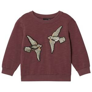 Petit by Sofie Schnoor Girls Jumpers and knitwear Red Sweatshirt Rouge