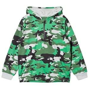 The BRAND Boys Private Label Coats and jackets Green Anorak Light Camo