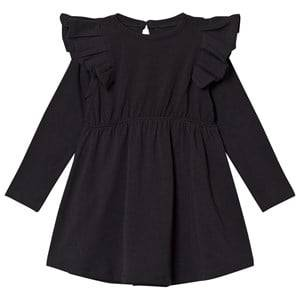 The BRAND Girls Private Label Dresses Black Winde Flounce Dress Black