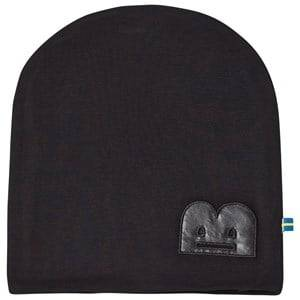 The BRAND Unisex Private Label Headwear Black B-Moji Hat Black