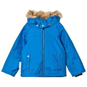 Ticket to heaven Unisex Coats and jackets Blue Jacket Mack with Detachable Hood Skydiver