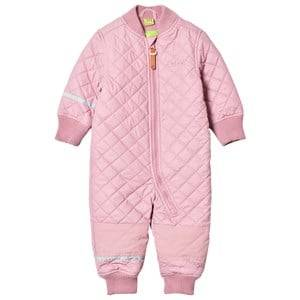 Celavi Unisex Coveralls Pink Thermal Suit Rose