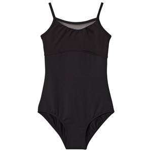 Bloch Girls All in ones Black Black Alita Vine Flock Camisole Leotard