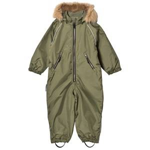Ticket to heaven Unisex Coveralls Snowsuit with Detachable Hood Four Leaf Clover