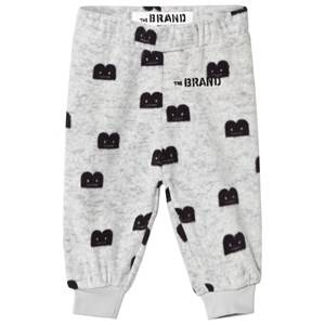 The BRAND Unisex Private Label Fleeces Grey B-Moji Fleece Pants Grey Melange