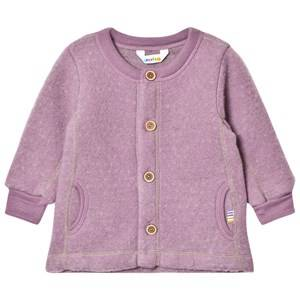 Joha Unisex Jumpers and knitwear Purple Cardigan Purple