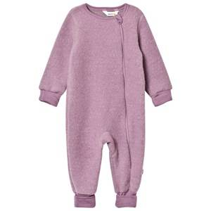 Joha Unisex All in ones Purple Onesie Purple