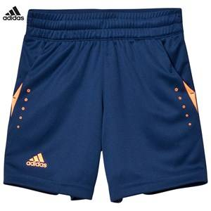 adidas Performance Boys Shorts Navy Navy Barricade Tennis Shorts
