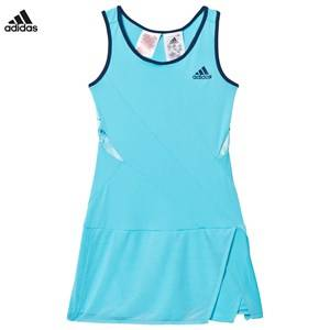 adidas Performance Girls Dresses Blue Samba Blue Tennis Dress