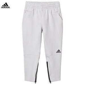 adidas Performance Boys Bottoms Grey Zone 2 Pulse Sweatpants Grey