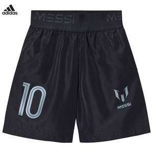 adidas Performance Boys Shorts Black Black Messi Shorts