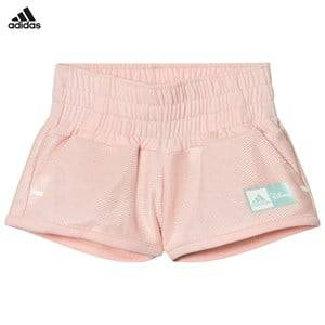 adidas Performance Girls Shorts Pink Pink Disney Frozen Shorts