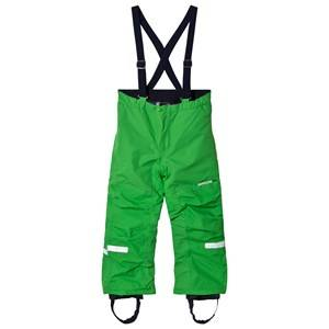 Didriksons Unisex Bottoms Green Idre Kid´s Pants Kryptonite
