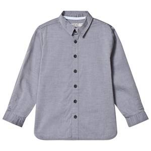 Wheat Boys Tops Navy Pelle Shirt Navy
