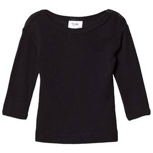 Celavi Unisex Underwear Grey Wool Sweater Black