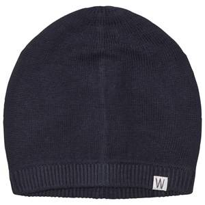 Wheat Boys Headwear Navy Freddy Beanie Navy