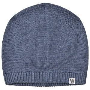 Wheat Boys Headwear Blue Freddy Beanie Blue