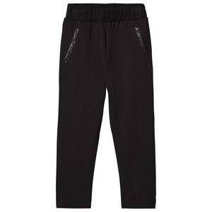 Petit by Sofie Schnoor Girls Bottoms Black Pants Black