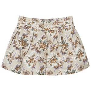 Noa Noa Miniature Girls Skirts Grey Skirt Silver Lining