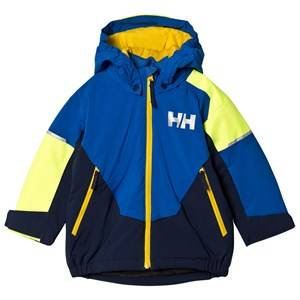 Helly Hansen Boys Coats and jackets Blue Kids Rider Ins Jacket Olympian Blue