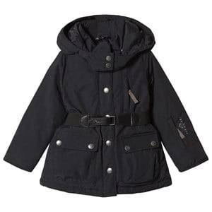 Ver de Terre Girls Coats and jackets Black Eskimo Down Jacket Black