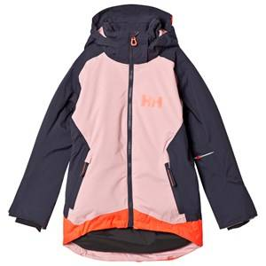 Helly Hansen Girls Coats and jackets Purple Junior Louise Jacket Blush