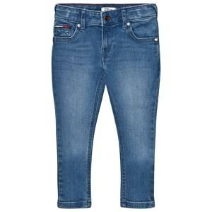 Tommy Hilfiger Girls Bottoms Blue Sophie Denim Skinny Fit Jeans