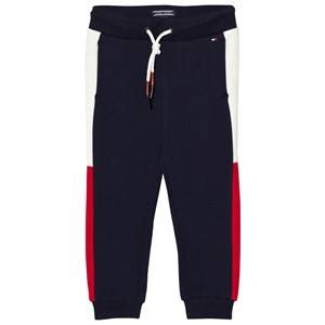 Tommy Hilfiger Boys Bottoms Navy Navy Side Stripe Sweatpants