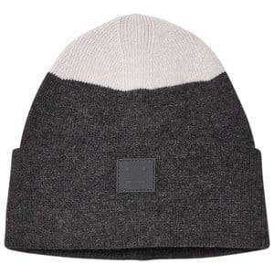 Acne Studios Unisex Headwear Grey Wool Mini Kosta Hat Charcoal Melange
