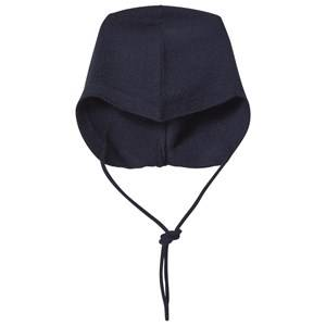 FUB Unisex Headwear Blue Baby Hat Navy