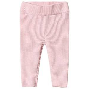 FUB Girls Bottoms Pink Baby Leggings Blush