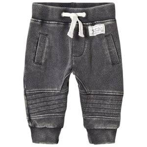 I Dig Denim Boys Bottoms Grey Drest Pants Dark Grey Wash