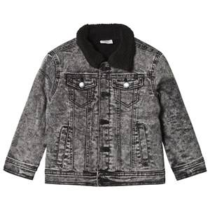 I Dig Denim Unisex Coats and jackets Black Orlando Denim Jacket Black