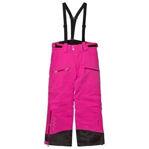 Isbjörn Of Sweden Unisex Bottoms Pink OFFPIST Ski Pants Smoothie
